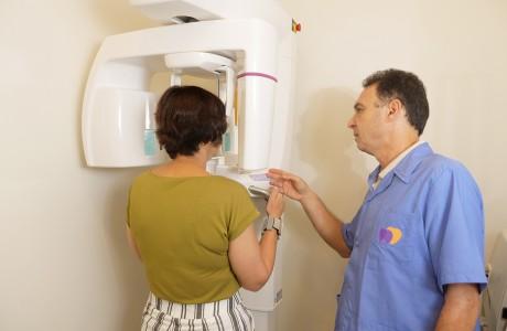צילום פנורמי דיגיטלי במרפאה